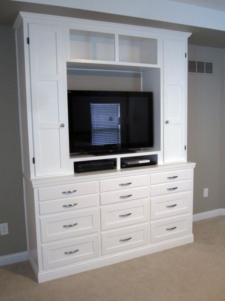 Best Handmade Bedroom Dresser Entertainment Center By With Pictures