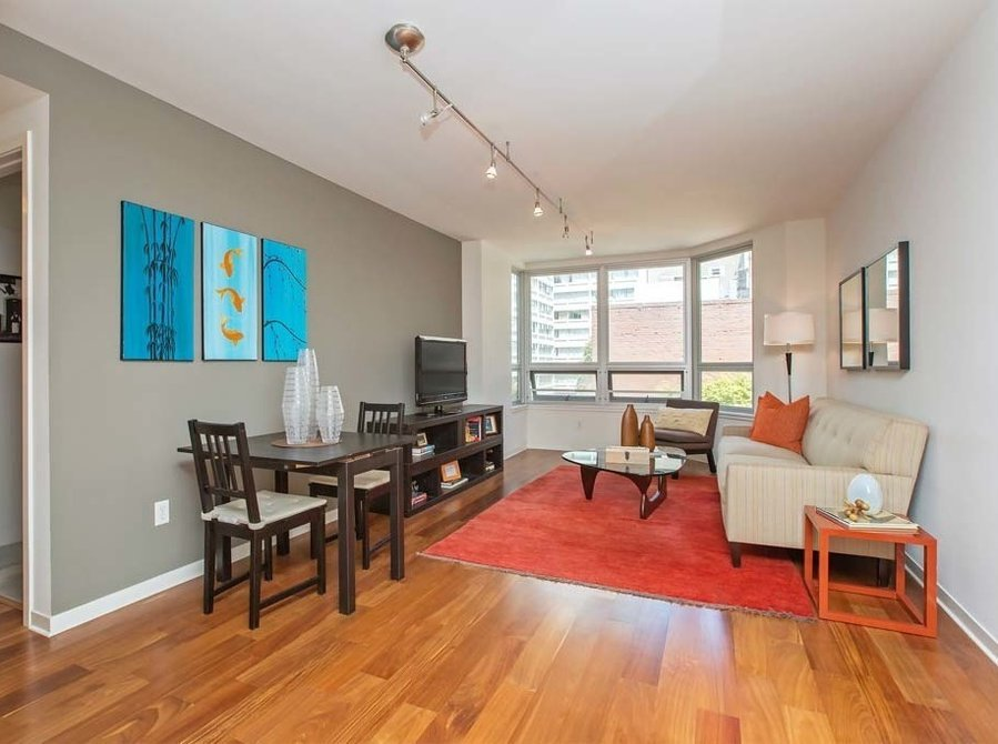 Best Spacious 1 Bedroom Apartment For Rent In San Francisco Zu With Pictures