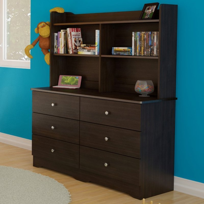 Best Nexera Pocono Dresser And Hutch Lowe S Canada With Pictures