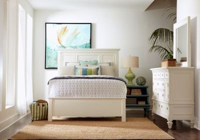 Best White Queen Bedroom Sets For Sale 5 6 Piece Suites With Pictures