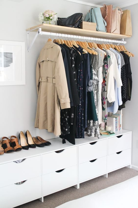 Best 25 Clothes Storage Ideas On Pinterest Diy Clothes With Pictures