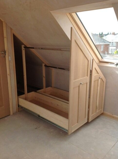 Best 25 Eaves Storage Ideas On Pinterest Eaves Bedroom Loft Conversion Bedroom And Attic With Pictures