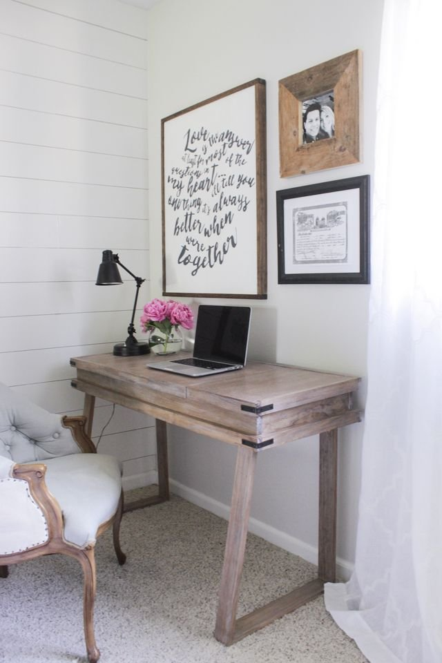 Best 25 Rustic Desk Ideas On Pinterest Rustic Computer With Pictures