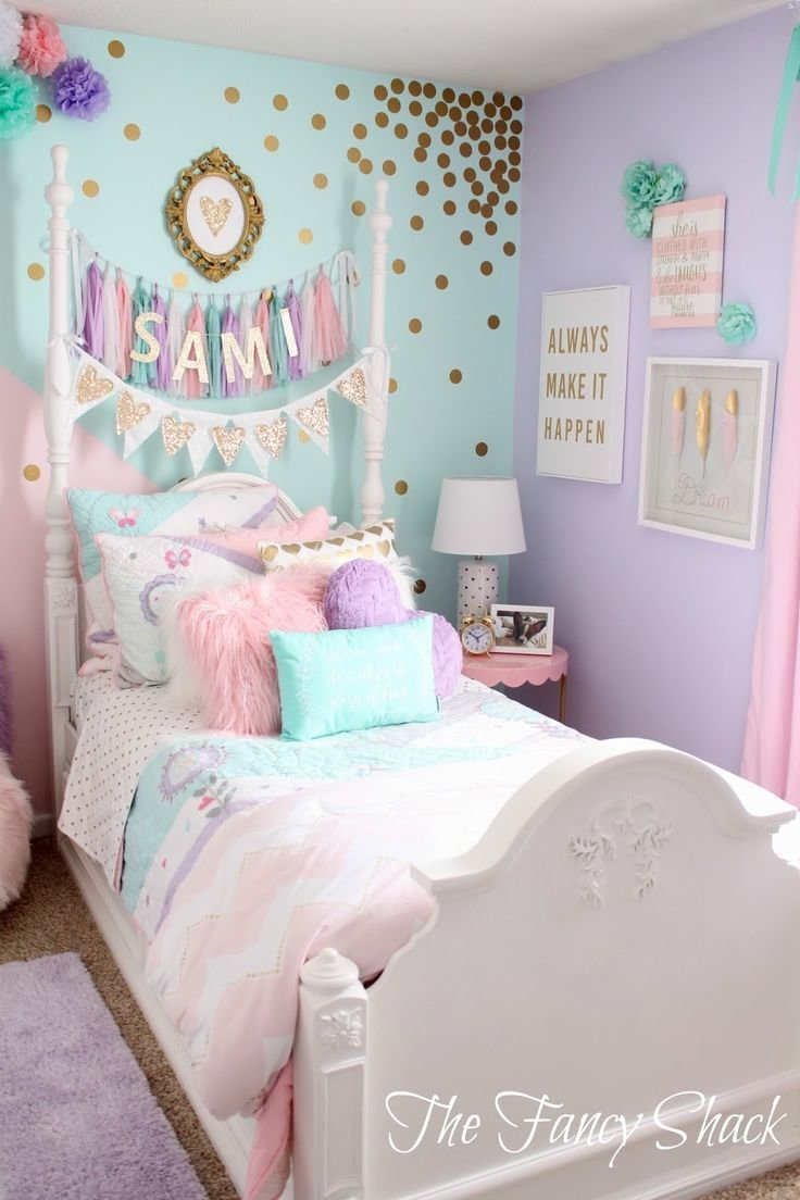Best 25 Best Sami S New Pastel Girls Bedroom Images On With Pictures