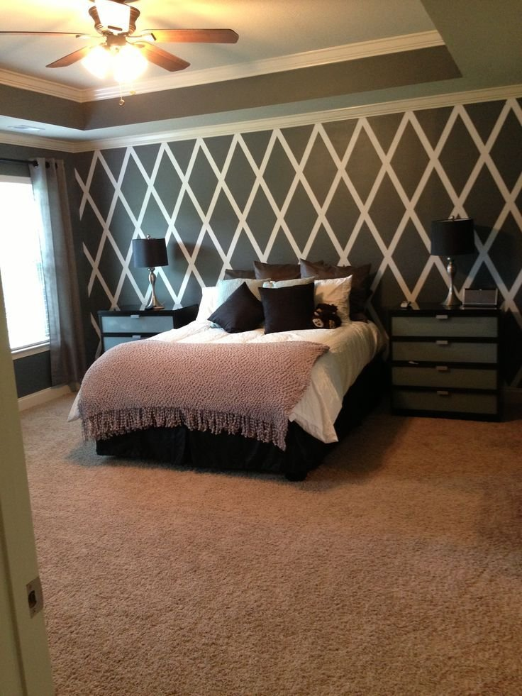 Best 77 Best Accent Walls Images On Pinterest Sweet Home For With Pictures