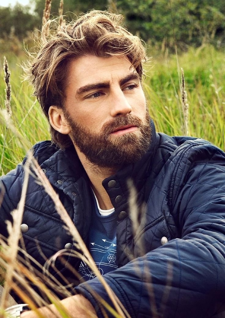 Best Calle Strand I Like His Style Beard And Hair With Pictures