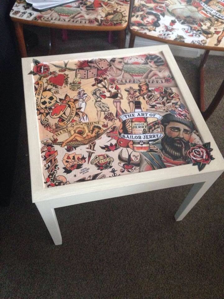 Best Pin By Carmen Healey On Refunked Junk Tattoo Shop Decor With Pictures