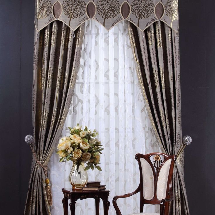 Best 414 Best Curtain Designs Images On Pinterest Curtain Designs Cushion Pillow And Shades With Pictures