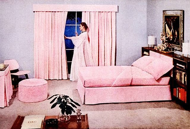 Best 138 Best Bed Bath And Before Images On Pinterest Retro Bedrooms 1950S Bedroom And Bedrooms With Pictures