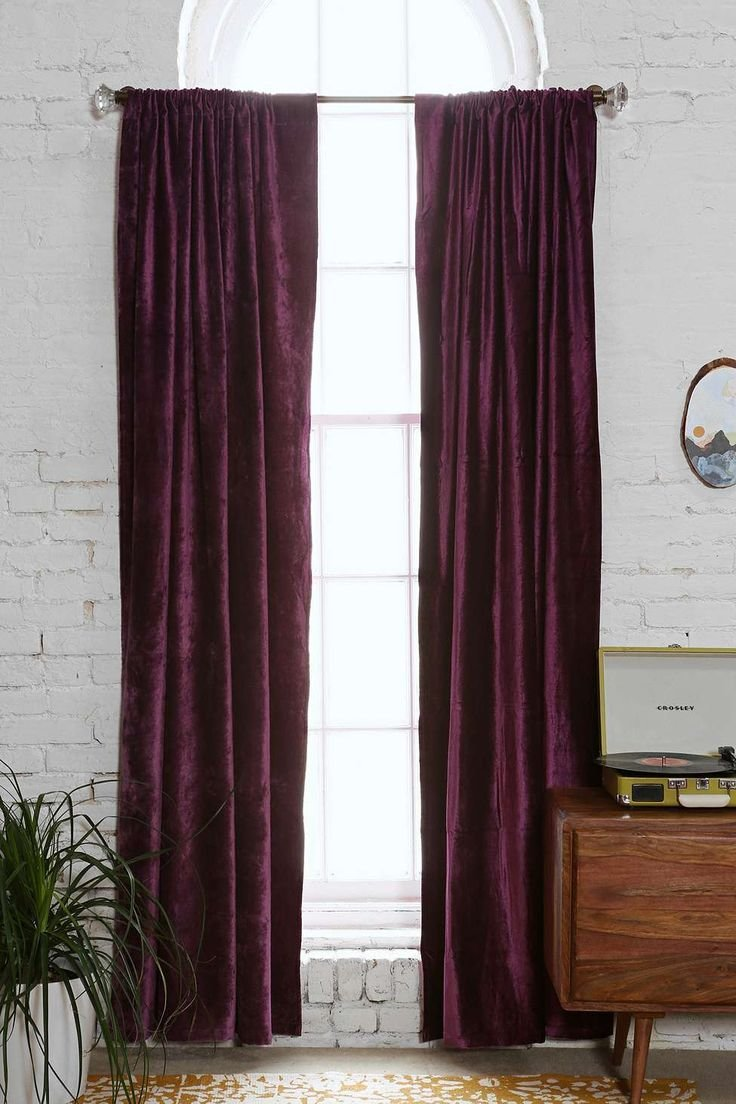 Best 25 Burgundy Curtains Ideas On Pinterest Red Sheer With Pictures