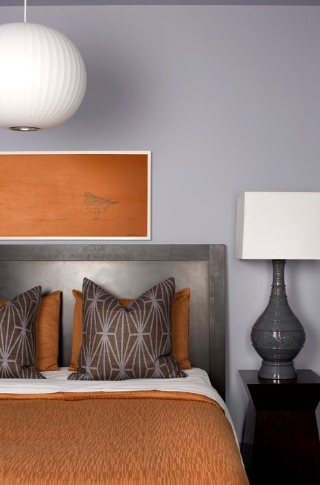 Best 25 Grey Orange Bedroom Ideas On Pinterest Orange With Pictures