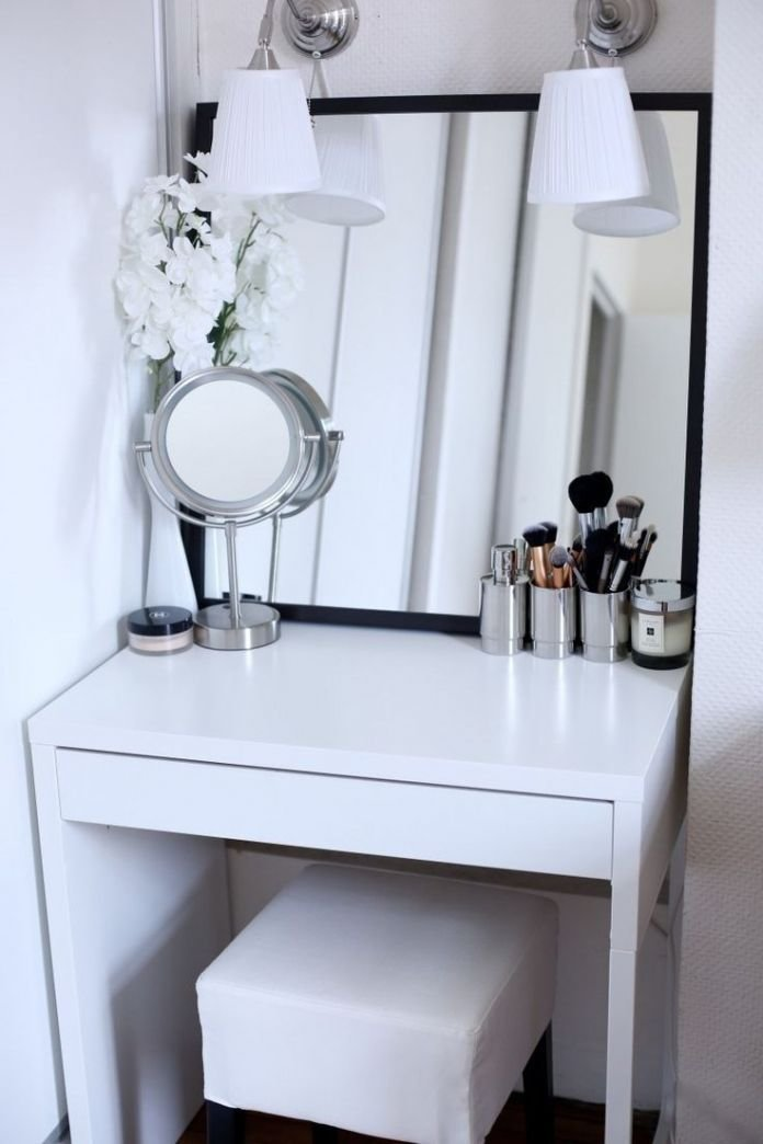Best 25 Small Vanity Table Ideas On Pinterest Small With Pictures