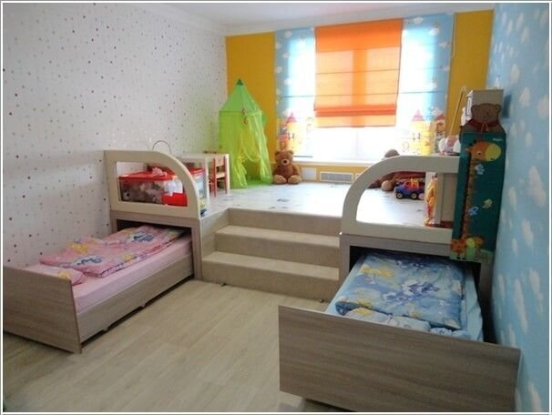 Best 6 Space Saving Furniture Ideas For Small Kids Room Home With Pictures