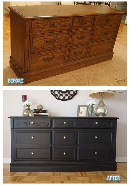 Best 25 Dresser Refinish Ideas On Pinterest Diy Mirrored Furniture Diy Furniture Overlays With Pictures