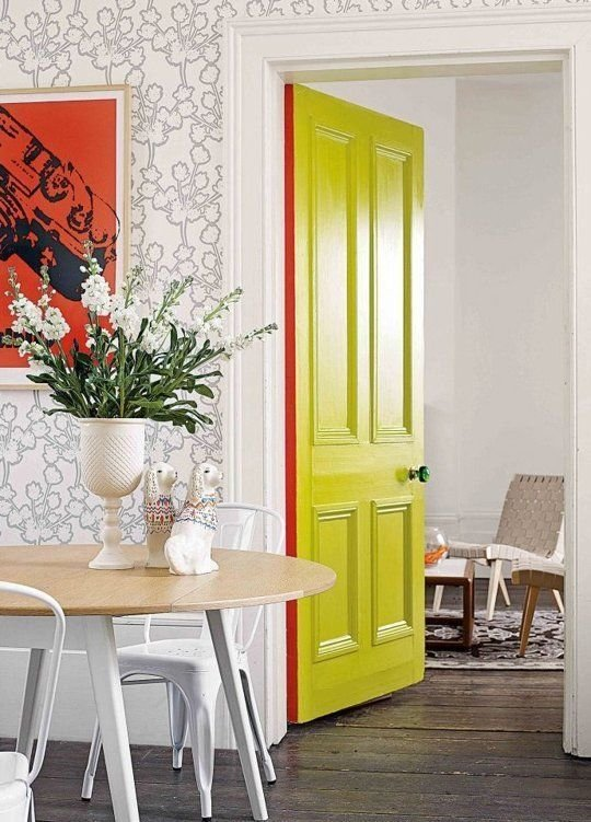 Best 25 Painted Interior Doors Ideas On Pinterest With Pictures