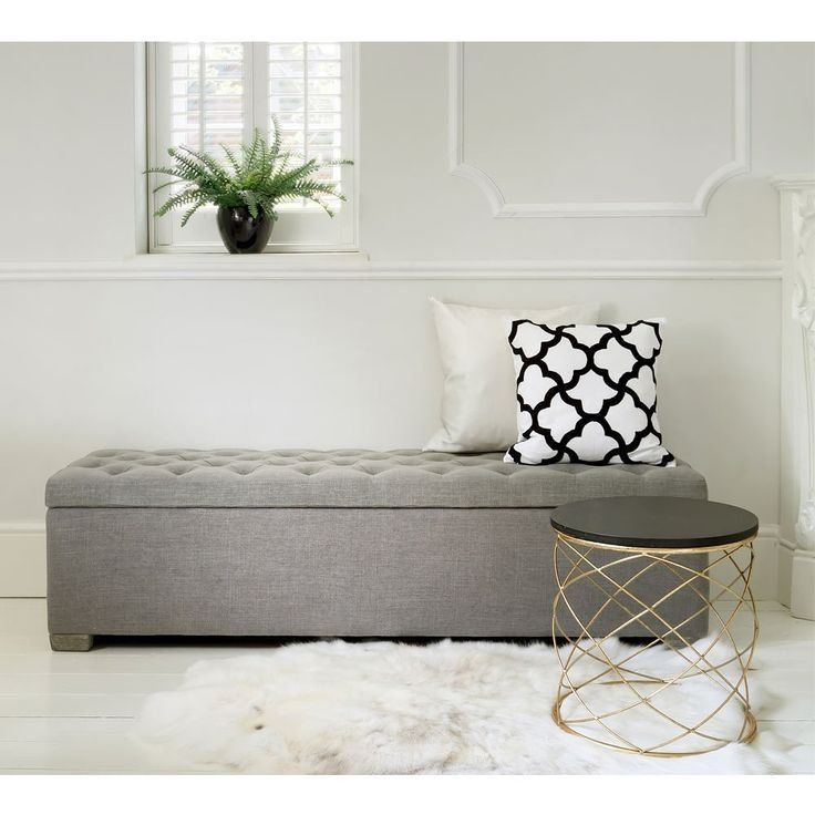 Best 25 Bedroom Ottoman Ideas On Pinterest Black With Pictures