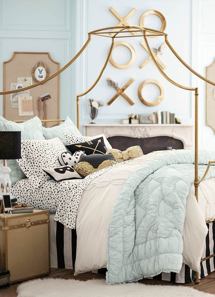 Best Top 25 Best Black Gold Bedroom Ideas On Pinterest White With Pictures