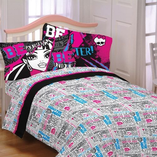 Best 9 Best Monster High Bed Sets Images On Pinterest Monster With Pictures