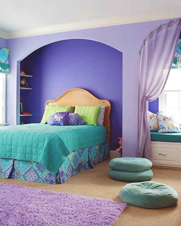 Best 25 Purple T**N Bedrooms Ideas On Pinterest T**N Bedroom Layout Paint Colors Bedroom With Pictures