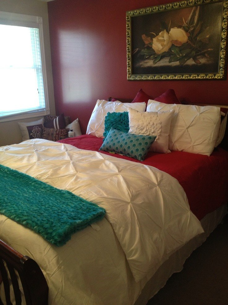 Best 25 Red Accent Walls Ideas On Pinterest Red Accent With Pictures