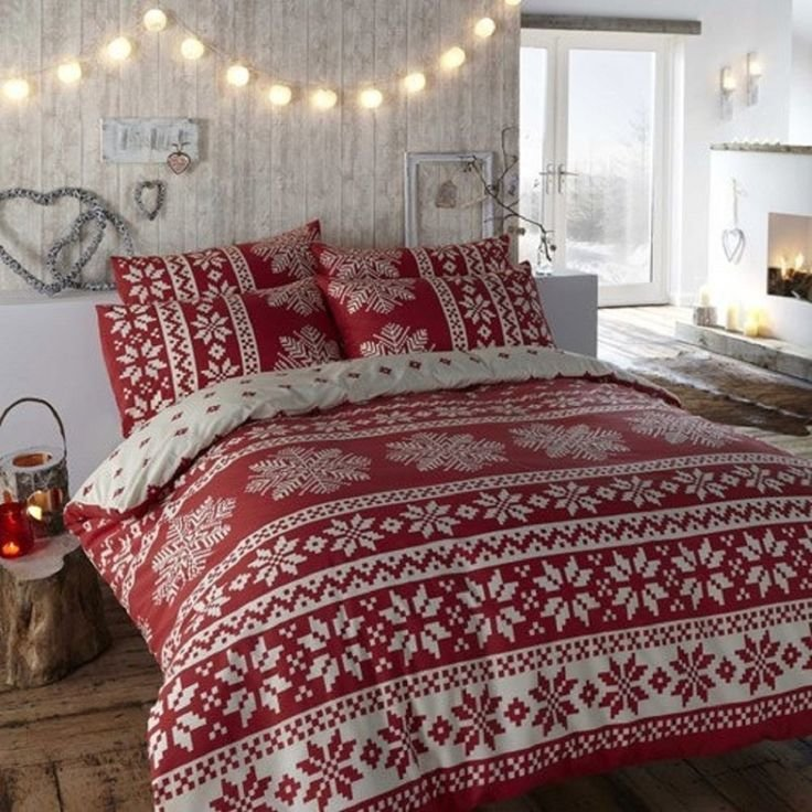 Best 30 Christmas Bedroom Decorations Ideas Dream Home Pinterest Christmas Bedroom Decorations With Pictures