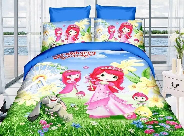 Best 44 Best Strawberry Shortcake Bedding Images On Pinterest 3 4 Beds Bedroom Ideas And Bedrooms With Pictures Original 1024 x 768