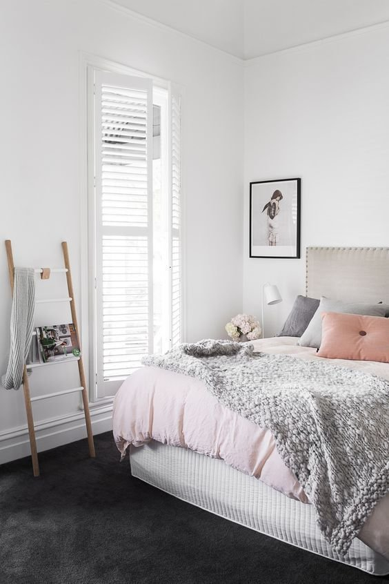 Best 25 Pink Grey Bedrooms Ideas On Pinterest Pink And Grey Bedding Pink Bedroom Decor And With Pictures