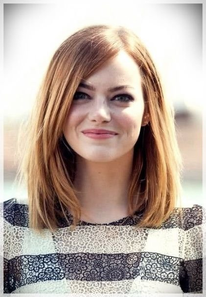 Free Haircuts For Round Face 2019 Photos And Ideas Autumn Wallpaper