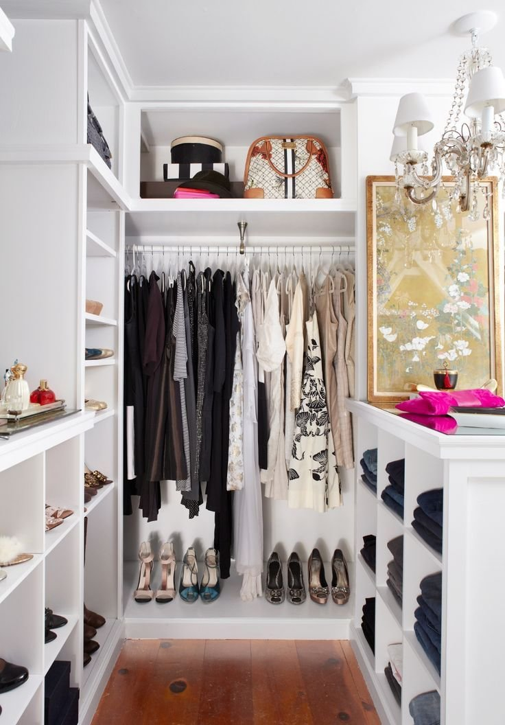 Best Awesome Small Walk In Closet For Your Room Closet With Pictures