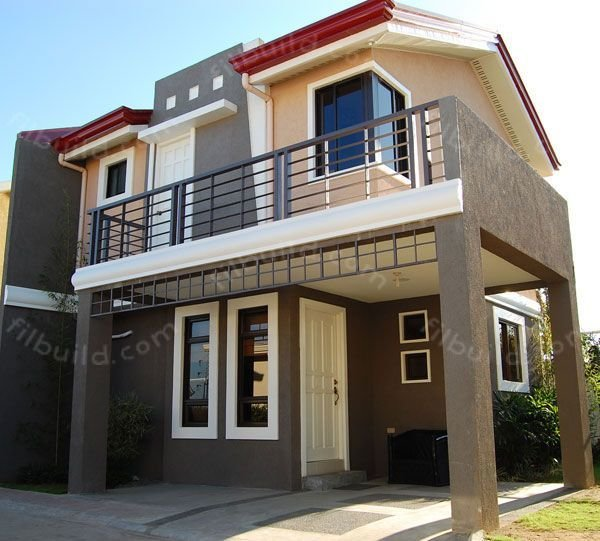 Best Filipino Architect Contractor 2 Storey House Design Philippines Modern Style 3 Bedroom Family With Pictures