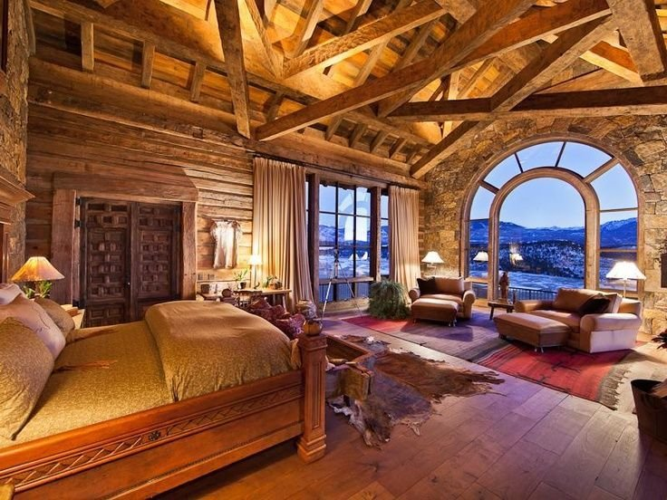 Best 25 Log Cabin Bedrooms Ideas On Pinterest Log Cabin With Pictures