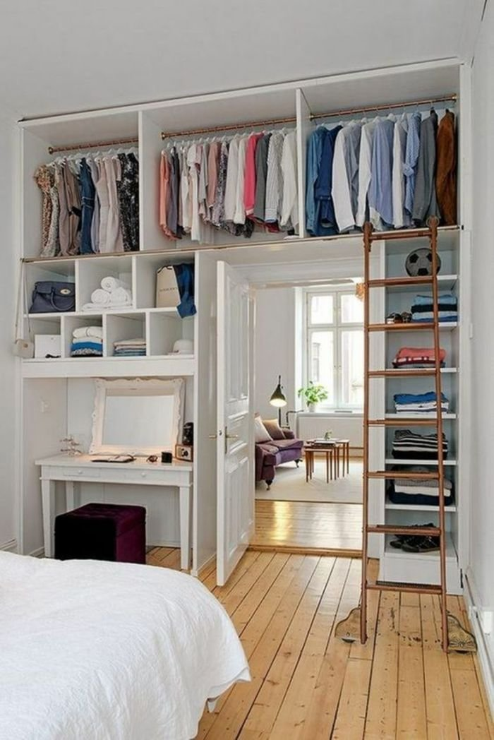 Best Solutions Small Spaces For Students Room Of 9M2 Storage With Pictures