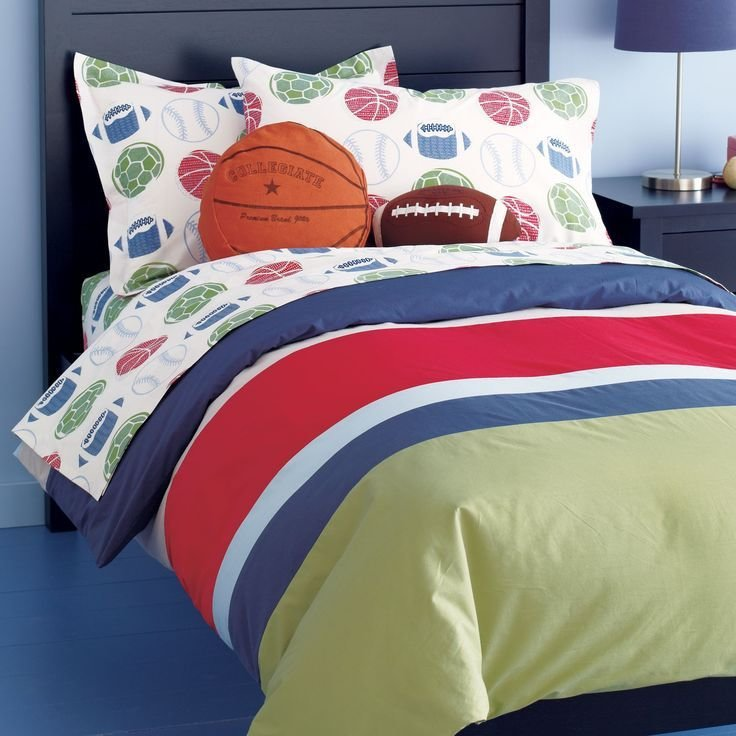 Best 25 Sports Bedding Ideas On Pinterest Boys Sports Bedding Kids Sports Bedroom And Boy With Pictures
