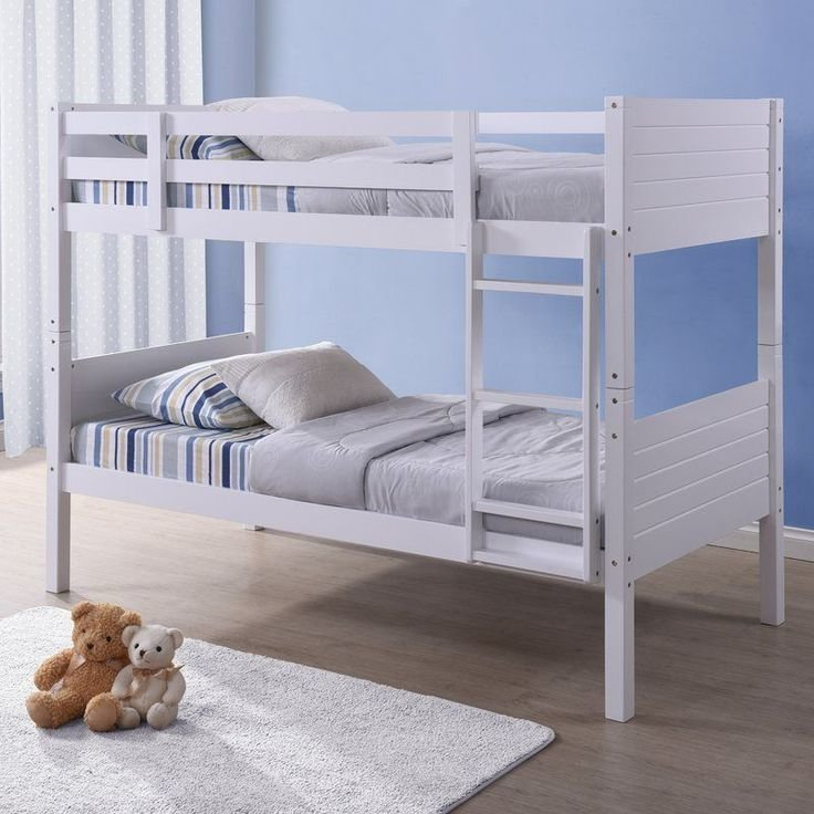 Best 25 White Bunk Beds Ideas On Pinterest Built In With Pictures