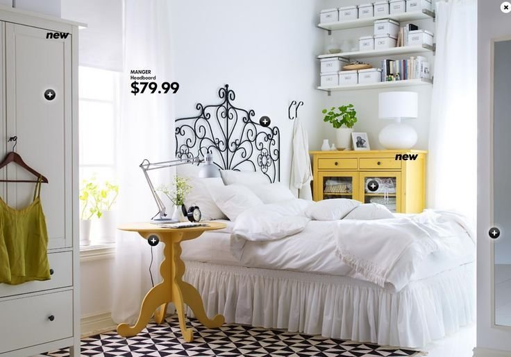 Best 20 Ikea Small Bedroom Ideas On Pinterest—No Signup With Pictures
