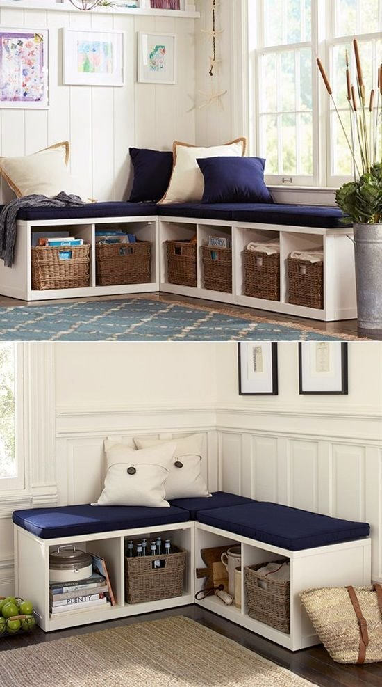 Best 12 Smart Tricks To Squeeze More Space Out Of Your Small With Pictures