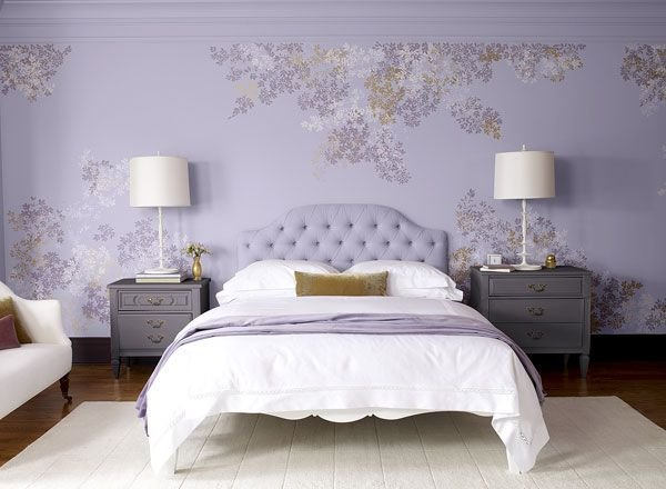 Best Bedroom Color Ideas Inspiration For The House Purple With Pictures