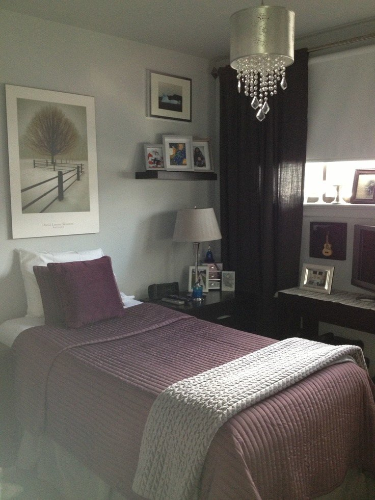 Best Purple And Grey Cozy Winter Bedroom Purple Grey With Pictures