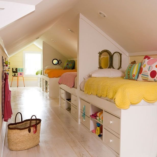 Best 25 Attic Closet Ideas On Pinterest Slanted Ceiling With Pictures