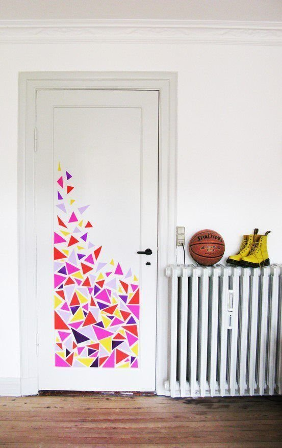 Best 25 Washi Tape Door Ideas On Pinterest Washi Tape With Pictures