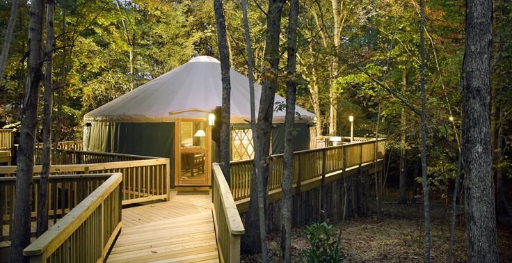 Best Shenandoah Crossing 2 Bedroom Yurt Www Indiepedia Org With Pictures