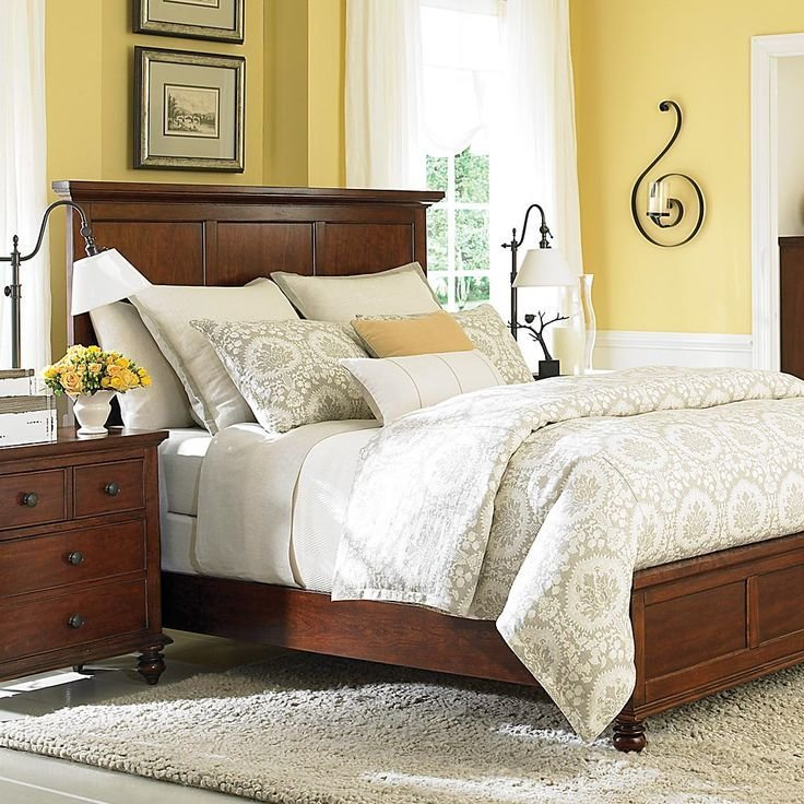 Best 25 Cherry Wood Bedroom Ideas On Pinterest Brown Bedroom Furniture White Bedroom Brown With Pictures