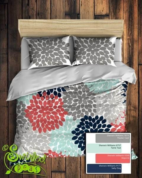 Best 25 Navy Coral Bedroom Ideas On Pinterest Coral With Pictures