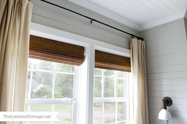 Best 25 White Wood Blinds Ideas On Pinterest Room Window Blinds And Bamboo Blinds With Pictures