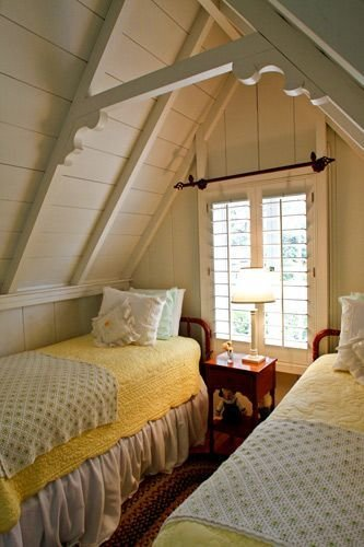 Best 254 Best Attic Rooms With Sloped Slanted Ceilings Images With Pictures