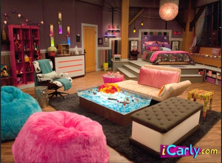 Best The 25 Best Icarly Bedroom Ideas On Pinterest Funky With Pictures