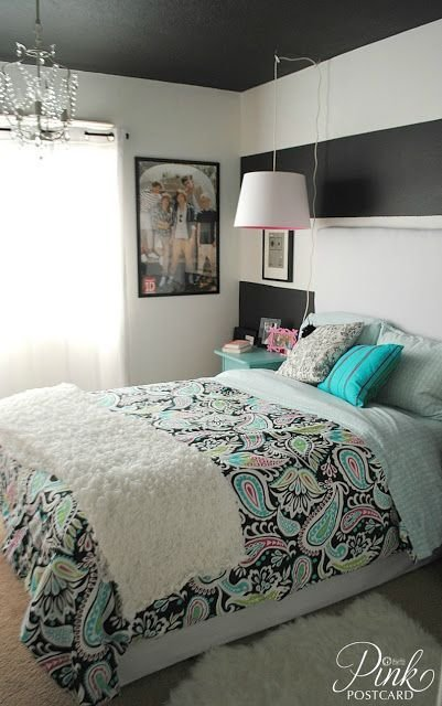 Best Pink Postcard Modern And Colorful T**N Bedroom T**N With Pictures