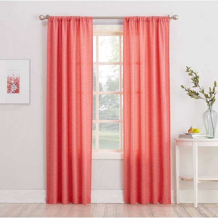 Best 25 Coral Curtains Ideas On Pinterest Coral With Pictures