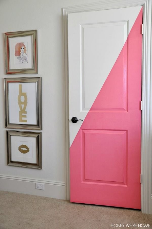 Best 25 Painted Doors Ideas On Pinterest Painted With Pictures