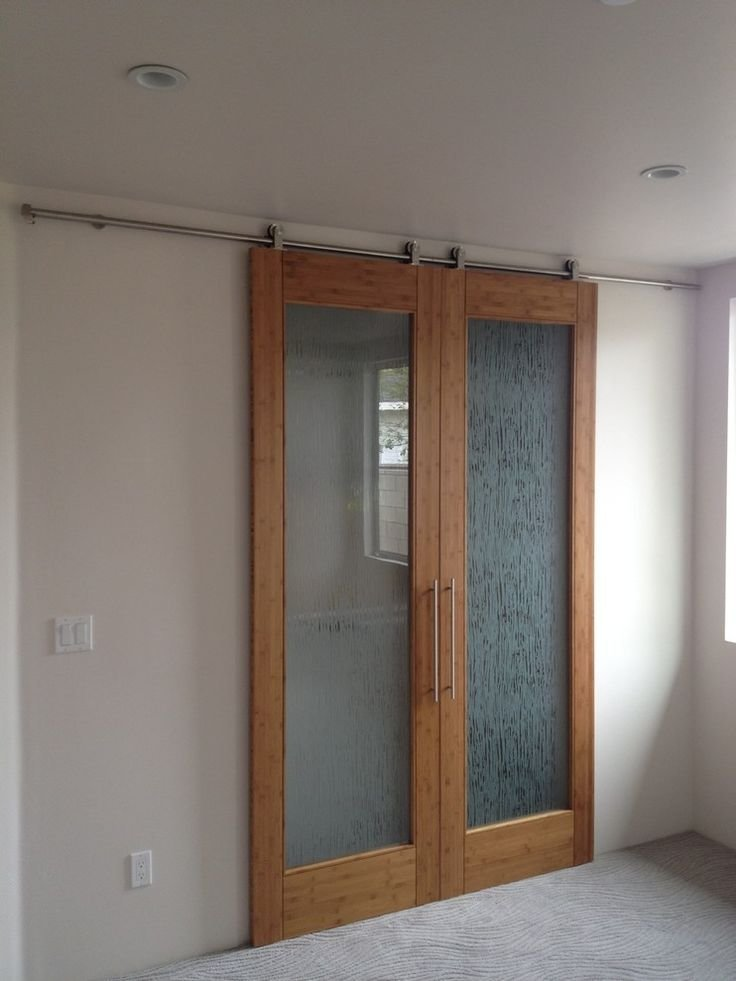 Best 31 Best Barn Doors With Glass Lites Images On Pinterest With Pictures